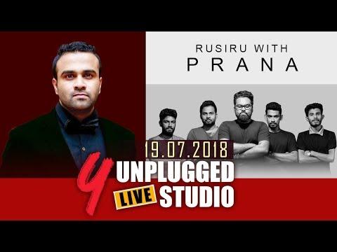 Y Unplugged Live Studio - Sanka Dineth | Praana