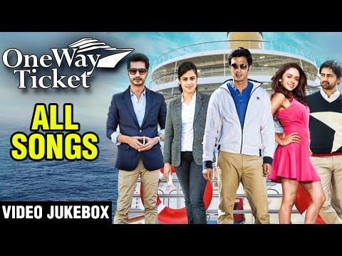 One Way Ticket | Full Video Songs | Jukebox | Sachit Patil, Amruta, Gashmeer, Neha, Shashank