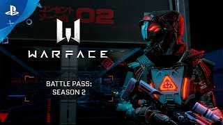 Warface | Battle Pass: Season 2 Trailer | PS4