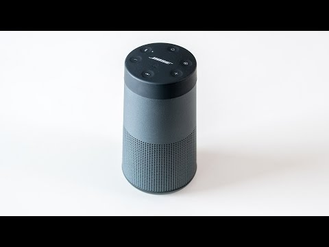 Bose Soundlink Revolve - review & soundcheck