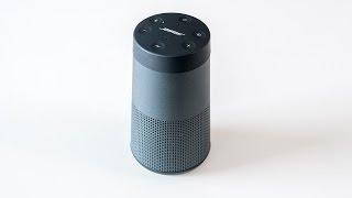 Bose Soundlink Revolve - review & soundcheck