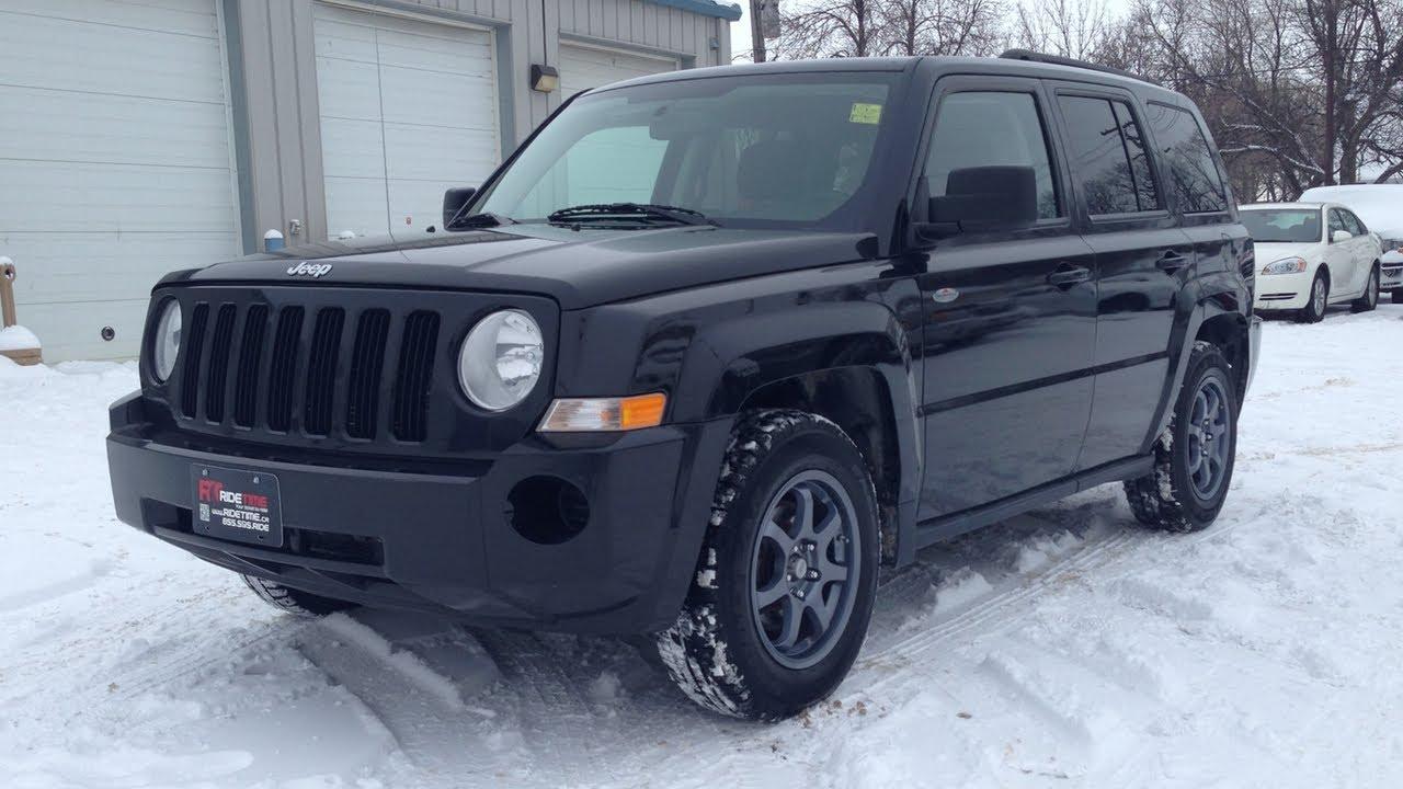 2010 jeep patriot north winnipeg mb gunmetal wheels. Black Bedroom Furniture Sets. Home Design Ideas
