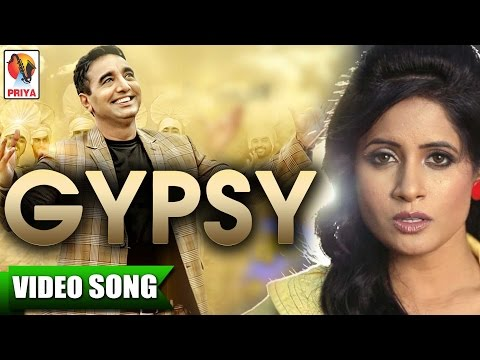 Gypsy | Miss Pooja & Bai Amarjeet | Official Video | Superhit Punjabi Songs | Priya Audio