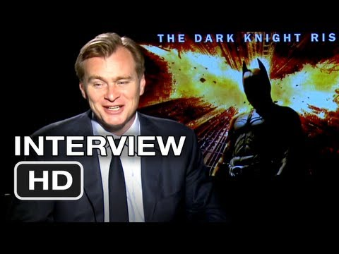 The Dark Knight Rises Interview - Christopher Nolan (2012) HD Mp3