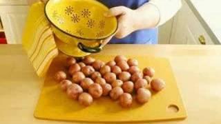 Potato Salad With Lemon Vinaigrette
