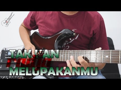 Radja - Tak Kan Melupakanmu Tutorial Gitar Melodi Slow Motion & Detail By Sobat P