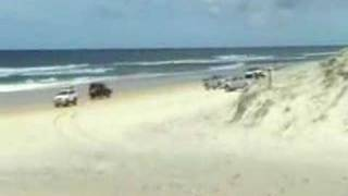 FRASER ISLAND INDIAN HEAD BYBASS 4X4
