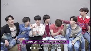 Video [INDO SUB] [BANGTAN BOMB] BTS won the 1st & Special MC Jin @MUSICBANK - BTS (방탄소년단) download MP3, 3GP, MP4, WEBM, AVI, FLV Oktober 2019