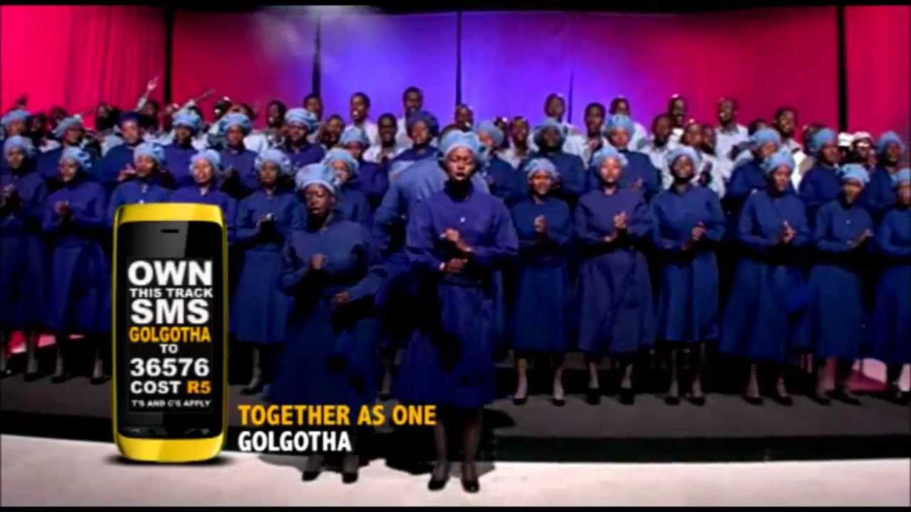 TOGETHER AS ONE - GOLGOTHA - YouTube