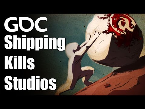 Shipping Kills Studios: A Study of Indie Team Dynamics