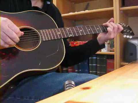 Lady Jane -  Rolling Stones Guitar part -