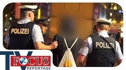 Null Toleranz! Die Polizei im Münchner Bahnhofsviertel | Focus TV Reportage
