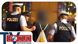 Null Toleranz! Die Polizei im Münchner Bahnhofsviertel - Focus TV Reportage