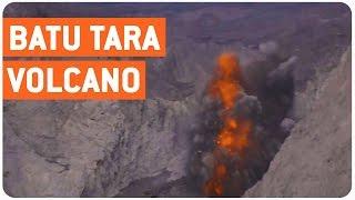 Batu Tara Volcano Erupts | Science Rules