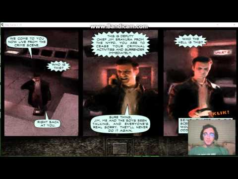 Max Payne ep 2 with solo gamer New York city crisis