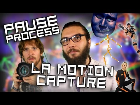 PAUSE PROCESS #17 La Motion Capture