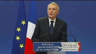 فرنسا نحو تخفيض عشرين مليار يورو من الضرائب على...