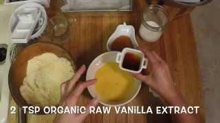Grain Free Paleo Lemon Pound Cake - Episode 15