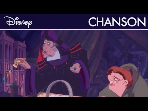The Hunchback of Notre Dame - Out There (French version)