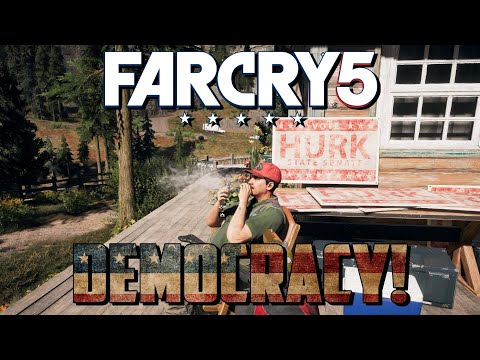 Far Cry 5 - Democracy!