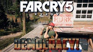 Far Cry 5 - Democracy!