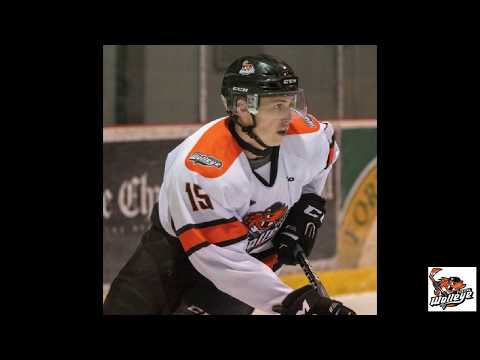 Graeme Scott - Thunder Bay Fighting Walleye Highlights