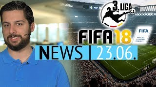 DFB-Statement zur 3. Liga in FIFA 18 - Playerunknown's Battlegrounds feiert Rekordverkäufe - News