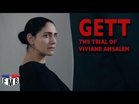 Gett: The Trial of Viviane Amsalem - Official Trailer #1 - French Movie