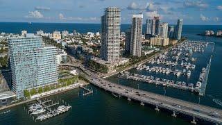 Construction causes traffic as Miami Beach commuters head onto MacArthur Causeway