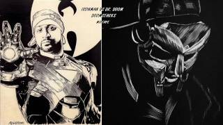 MF DOOM & Ghostface Killah - IRONMAN vs. DR. DOOM [DOOMSTARKS Mixtape] 2017