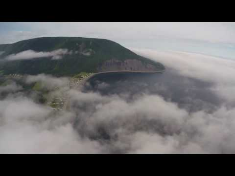 Paramotor Adventure - 183 - MSP Fun with the fog (100 hours of accumulated flight time)