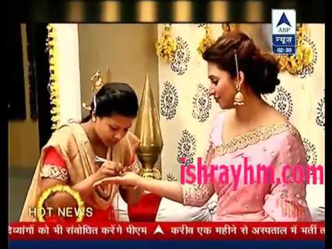 HOT NEWS Yeh Hai Mohabbatein Saas Bahu Aur Saasizh 22nd October 2016