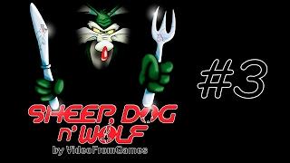 Вечерок с PS1 - Sheep, dog n wolf 3 Игровые раздражители