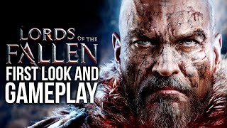 Lords of the Fallen: First look at Lords of the Fallen!