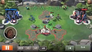 Command & Conquer: Rivals - tiberium league! Finally!