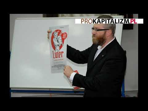 """Grzegorz Braun o Jonny'm Danielsie: Ktoś """"Polaczków"""" musi tutaj obrabiać"""