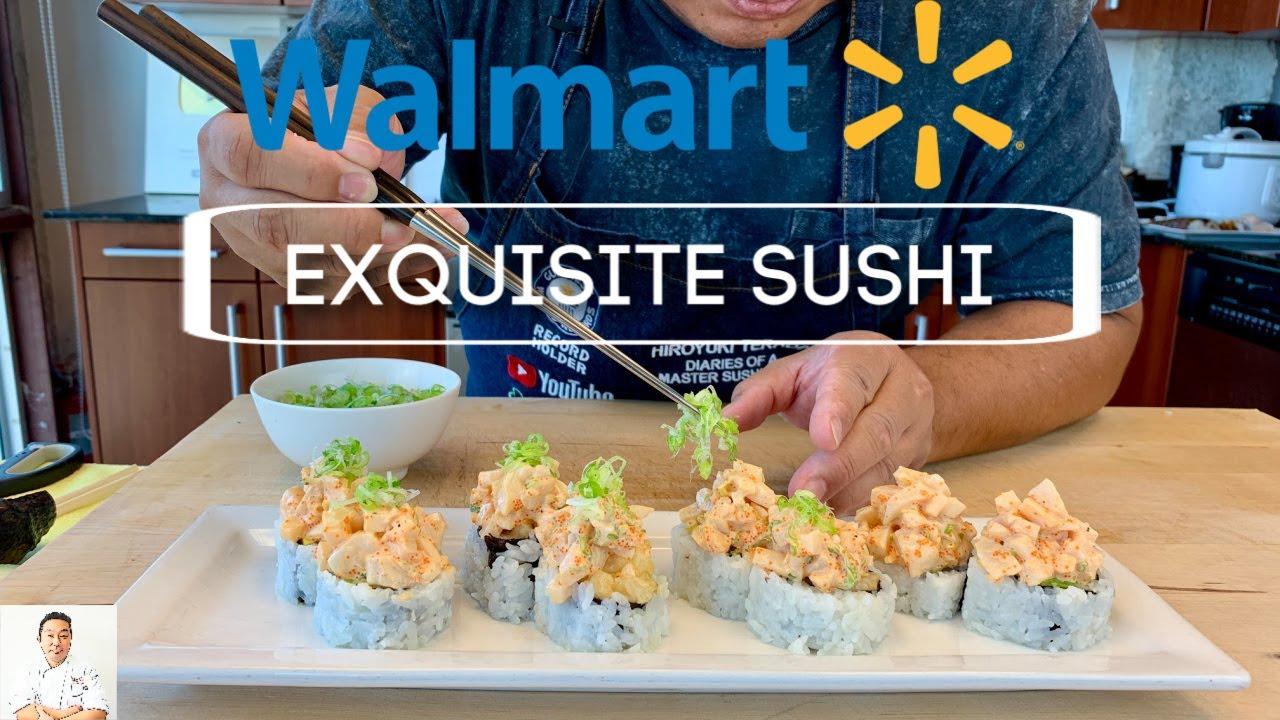 How I Wrap My Sushi Mat Professional Way Youtube