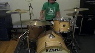 Sirenen - Madsen - Drum cover
