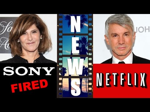 Amy Pascal FIRED from Sony! Baz Luhrmann to Netflix with The Get Down! - Beyond The Trailer