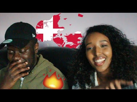 My FIRST REACTION to DANISH RAP/ HIP HOP!!! FT MOLO - Skejsen