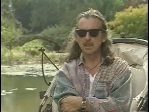 """George Harrison interview bits for """"Anthology 3"""", August 1996."""