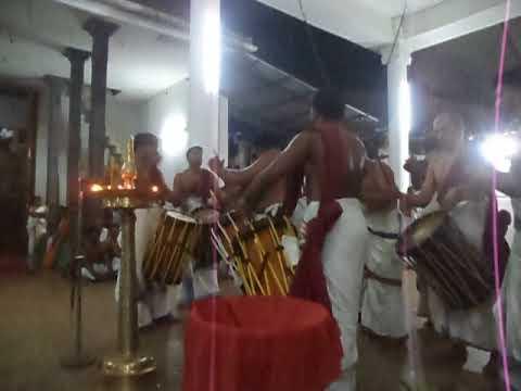 Neeleswaram raveen Thayambaka 2018  @ Idimuzhikkal Sree Maha Ganapathi Temple - Part3