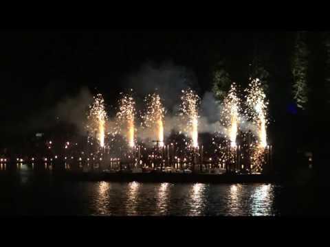 Musik & Lichterfest am Hollersee mit Feuerwerk