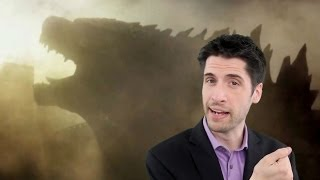Godzilla (2014) teaser trailer review