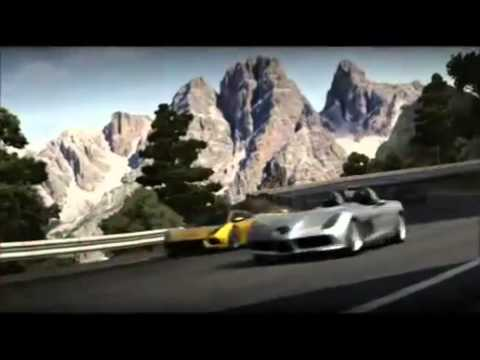 Forza Motorsport 4 Graphics and Multiplayer Trailer