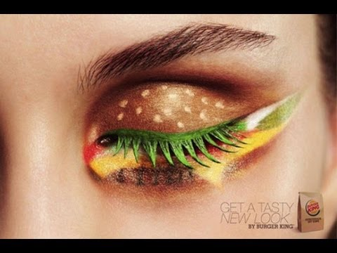 burger king eye makeup youtube. Black Bedroom Furniture Sets. Home Design Ideas