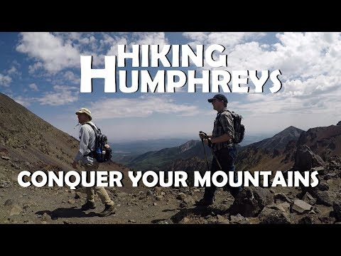 Hiking Humphreys Peak - Conquer Your Mountains