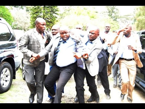 The Cost of being ODM Party's Executive Director