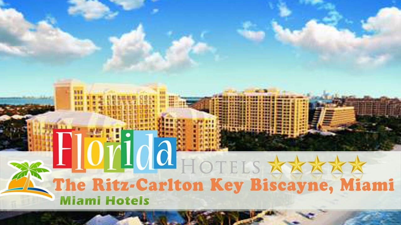 The Ritz Carlton Key Biscayne Miami Hotels Florida