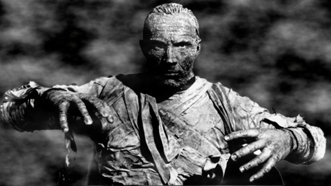Monstruos de la historia: La momia revivida